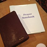 Personal Prayer Testimony Video and How to Make a Prayer Notebook