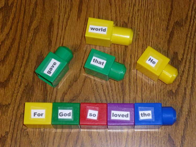 Build A Verse