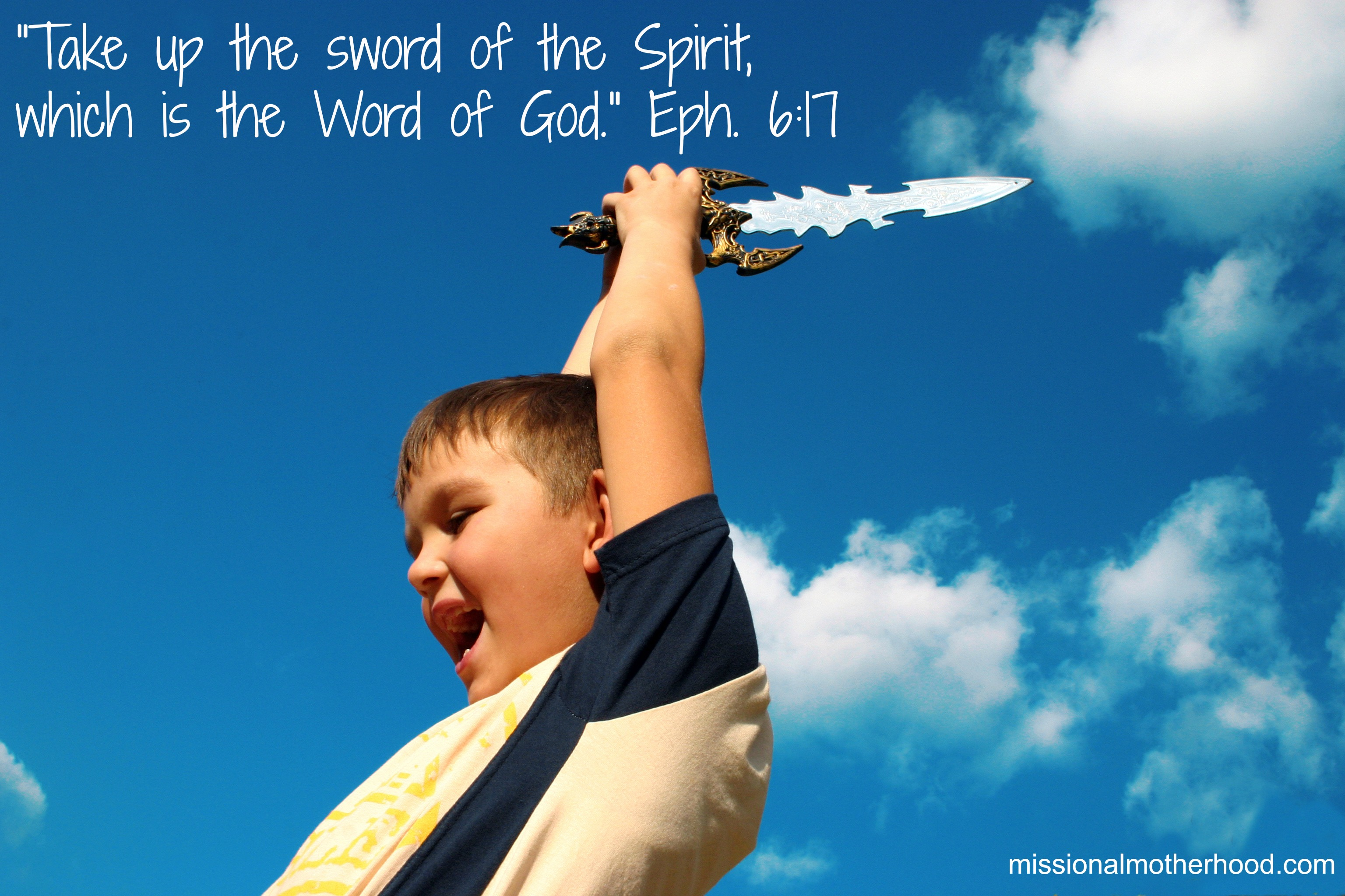 Sword of the Spirit