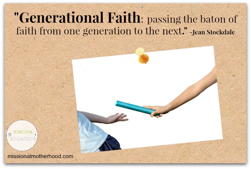 generational faith