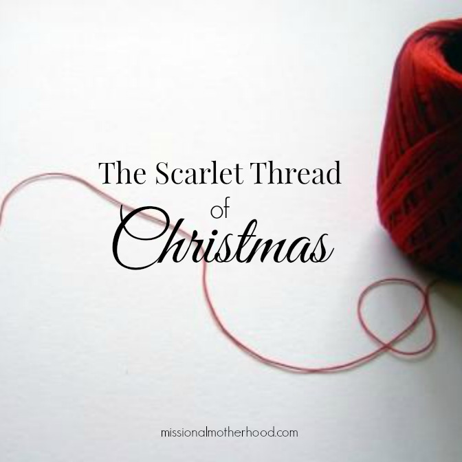 Scarlet Thread of Christmas