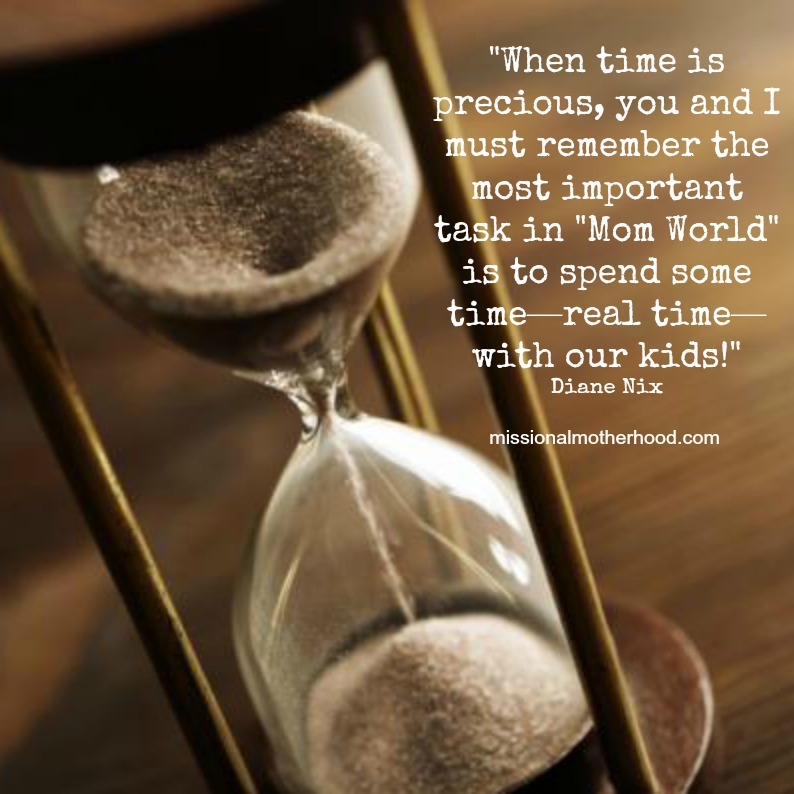 The Gift of Time - Missional Motherhood
