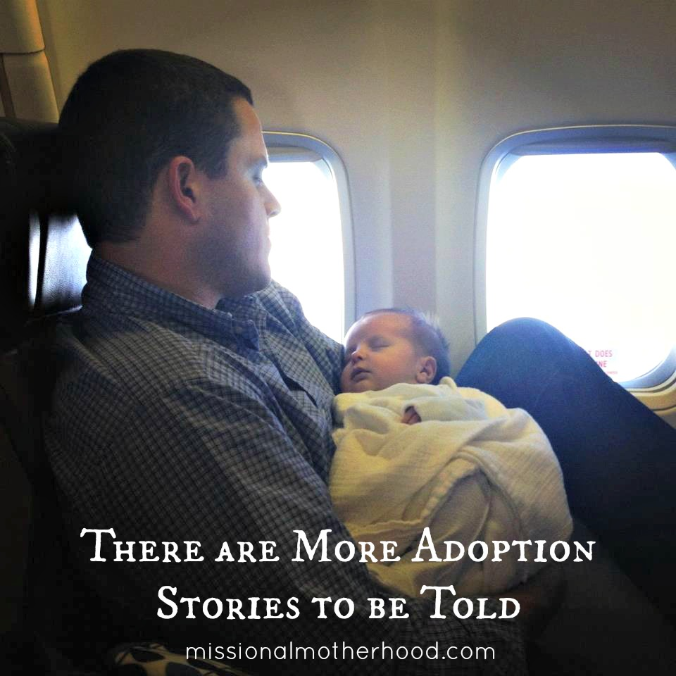 More Adoption Stories to be Told
