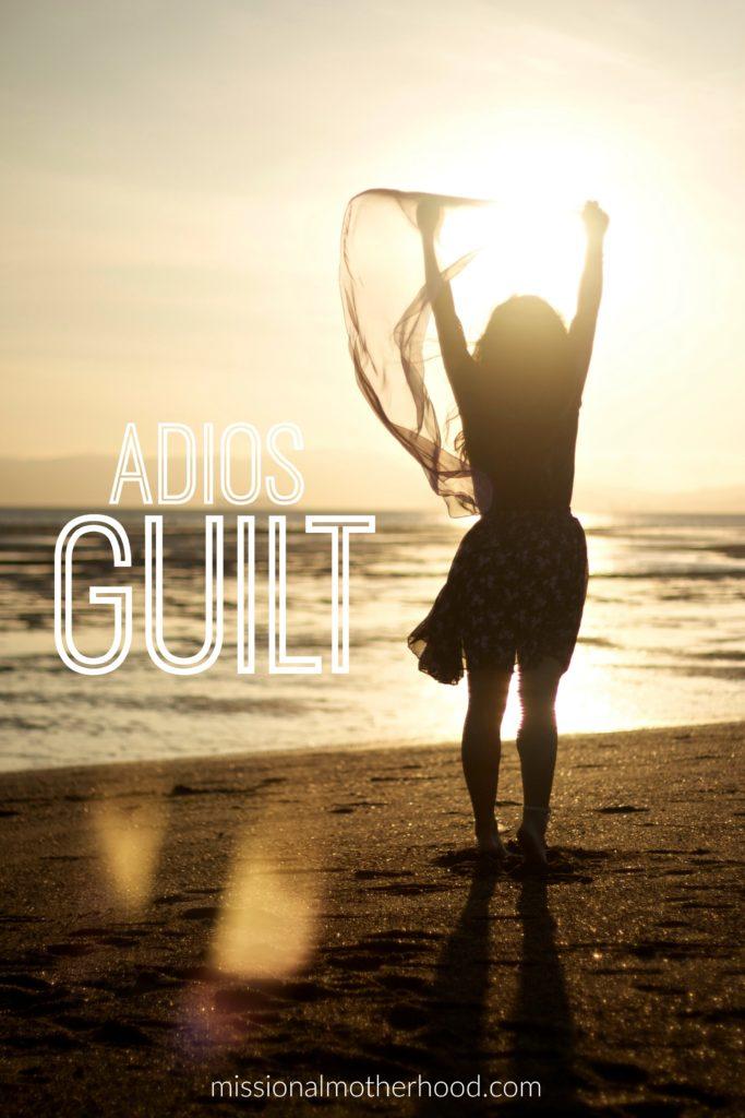 adios guilt