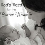 God's Word for the Barren Womb