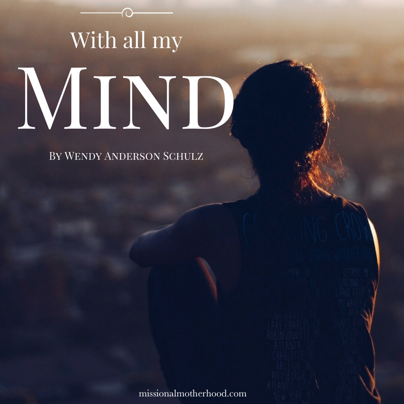 With all my Mind