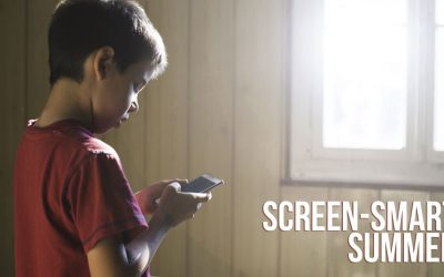 Screen-Smart Summer