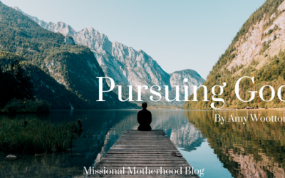 Pursuing God