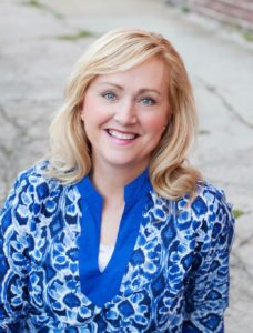 Melanie Redd Profile shot