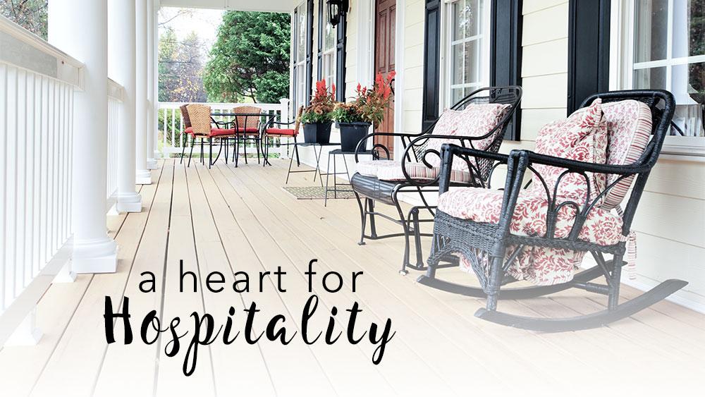 A Heart of Hospitality