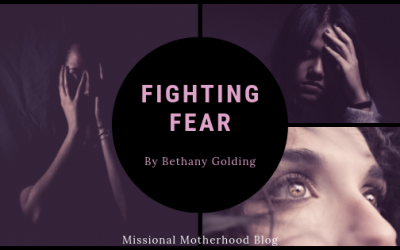 Fighting Fear
