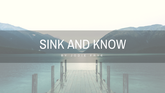 Sink And Know