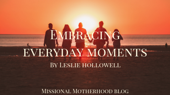Embracing Everyday Moments