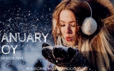 January Joy