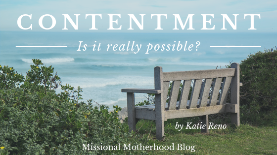 Contentment: Is it really possible?