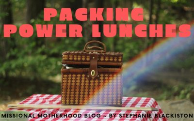 Packing Power Lunches